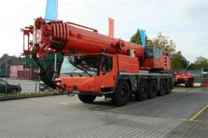 Zuraw Liebherr LTM 1130