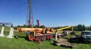 Usługi dźwigowe w mieście Gliwice.